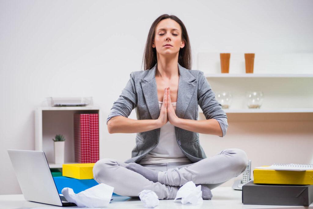 Mindfullness w pracy i w życiu